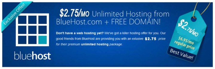 BlueHost-webhosting-discount-offer