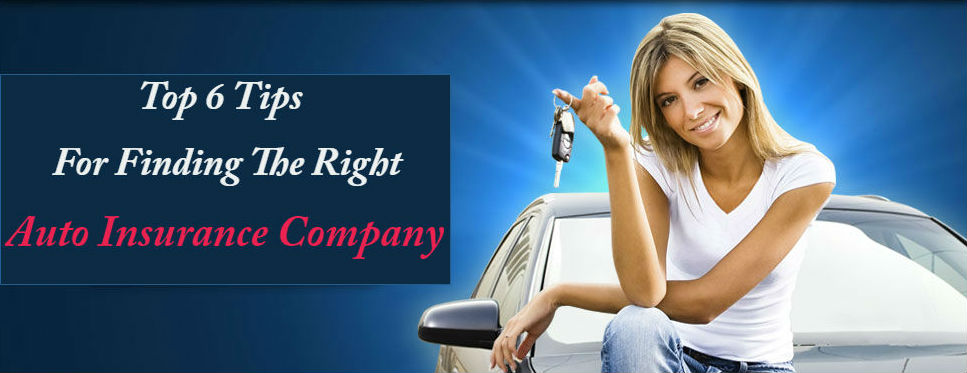 Beautiful Top Tips For Finding The Right Auto Insurance Company